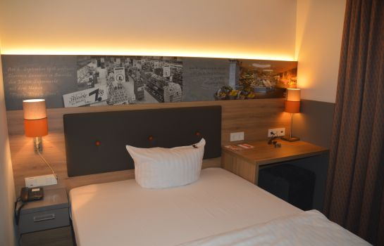 Chambre individuelle (standard) food hotel