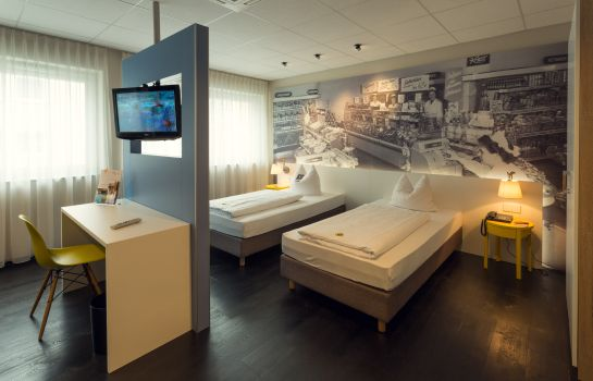 Chambre individuelle (confort) food hotel