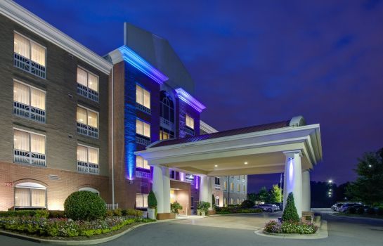 Vista exterior Holiday Inn Express & Suites RALEIGH SW NC STATE