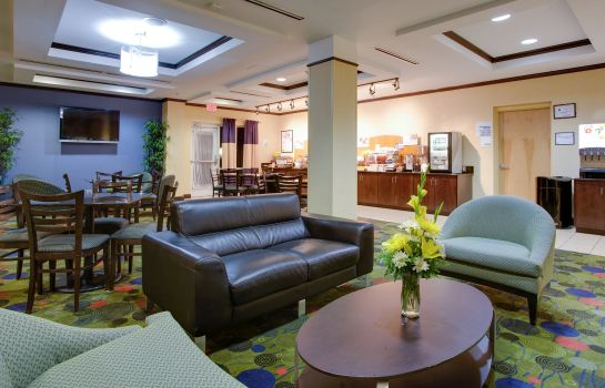 Restaurante Holiday Inn Express & Suites RALEIGH SW NC STATE