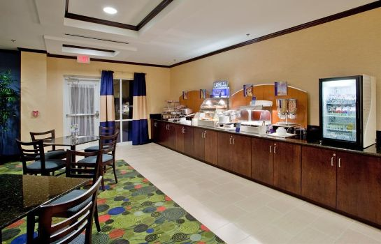 Restaurant Holiday Inn Express & Suites RALEIGH SW NC STATE