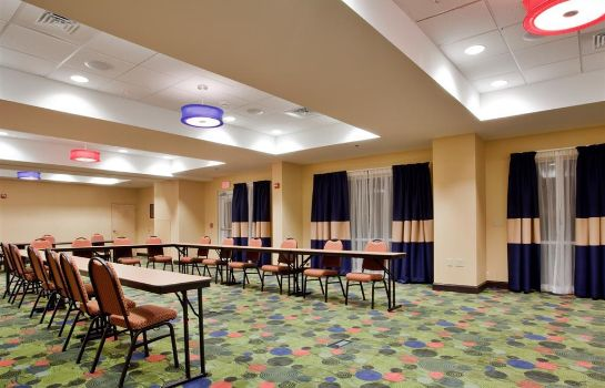 Sala de reuniones Holiday Inn Express & Suites RALEIGH SW NC STATE