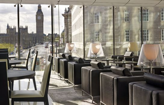 Hotel-Bar Park Plaza Westminster Bridge London