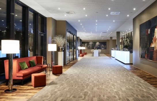 Hotelhalle Légère Hotel Luxembourg