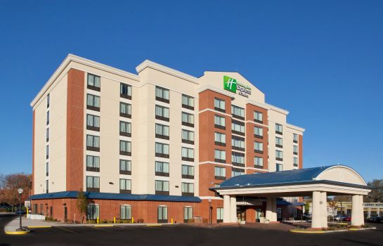 Außenansicht Holiday Inn Express & Suites COLUMBUS UNIV AREA - OSU