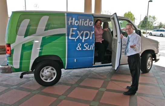 Info Holiday Inn Express & Suites COLUMBUS UNIV AREA - OSU