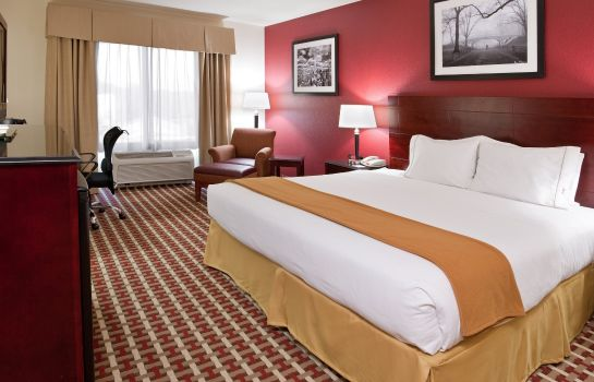 Zimmer Holiday Inn Express & Suites COLUMBUS UNIV AREA - OSU