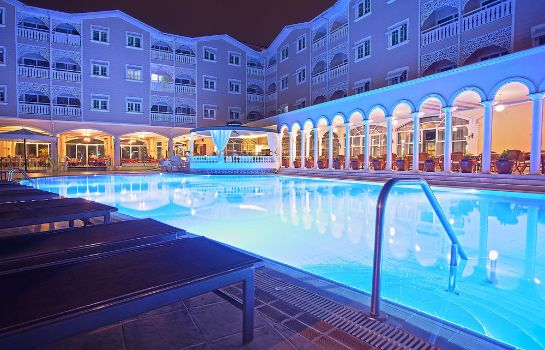 Vista esterna Pashas Princess Hotel - All Inclusive - Adult Only