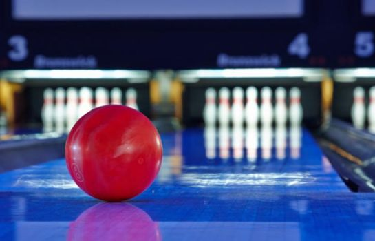 Hala do bowlingu Atlantis Complex