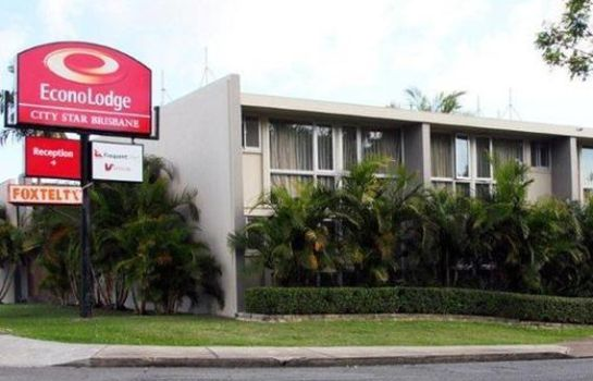 Außenansicht Econo Lodge City Star Brisbane