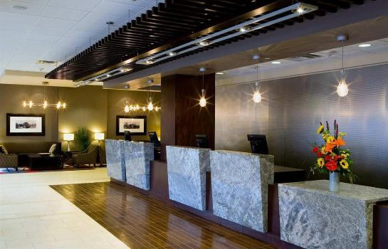 Hotelhalle DoubleTree by Hilton Cleveland Downtown - Lakeside