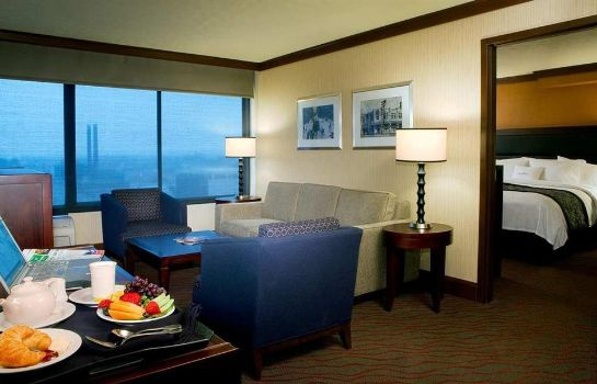 Suite DoubleTree by Hilton Cleveland Downtown/Lakeside
