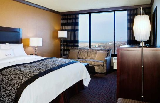 Kamers DoubleTree by Hilton Cleveland Downtown - Lakeside