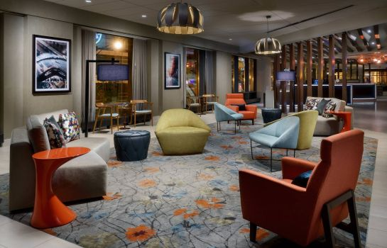 Hotel-Bar SpringHill Suites Chicago Downtown/River North