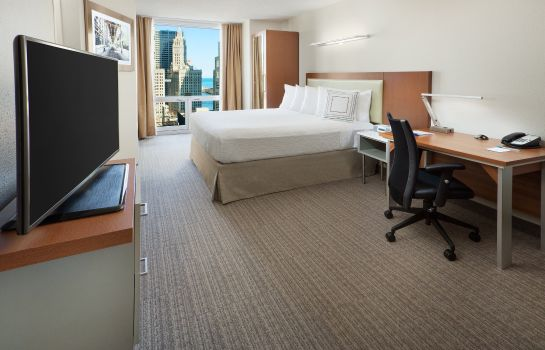 Room SpringHill Suites Chicago Downtown/River North