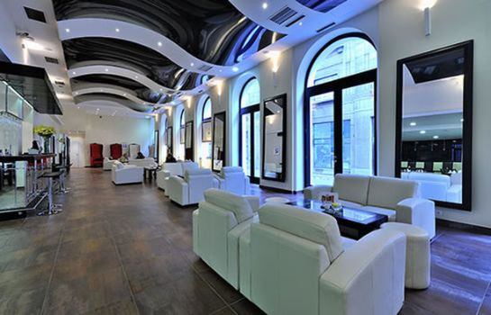 Bar del hotel Luxury Boutique Hotel Central