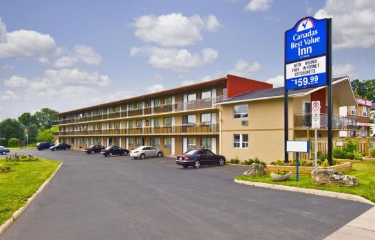 Vista exterior Canadas Best Value Inn