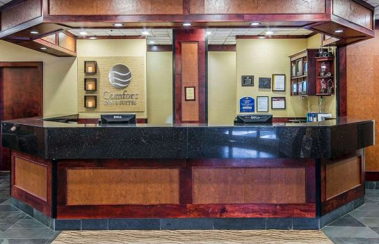 Hotelhal Comfort Inn and Suites Victoria