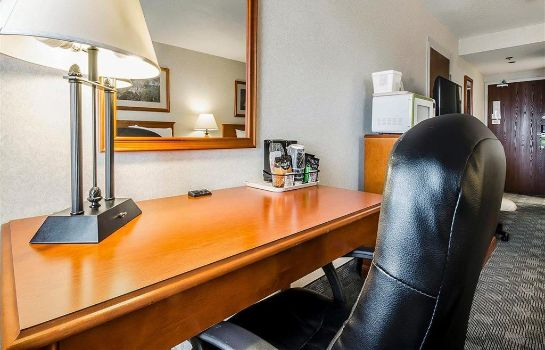 Chambre Comfort Inn and Suites Victoria