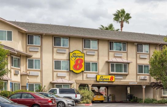 Vista exterior Super 8 by Wyndham Sacramento North