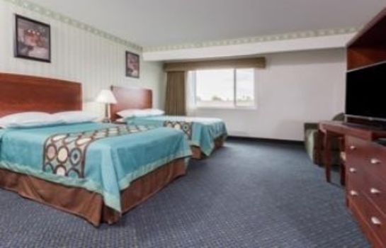Chambre Super 8 by Wyndham Sacramento North