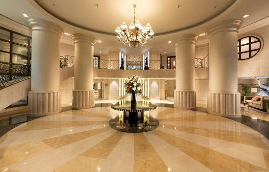 Lobby Kempinski Nile Hotel Garden City