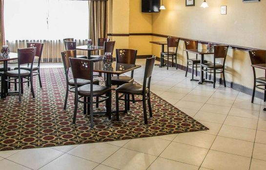 Restaurant Sleep Inn & Suites University