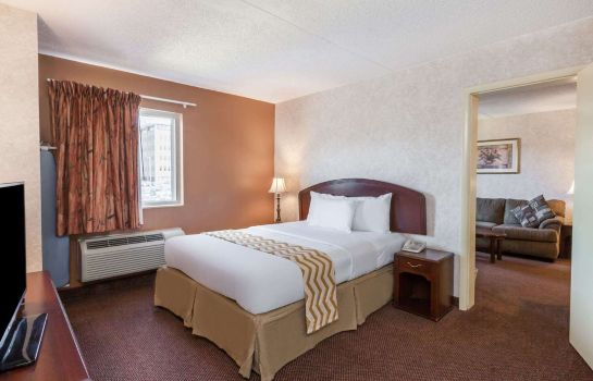 Suite TRAVELODGE INN - SUITES ALBANY