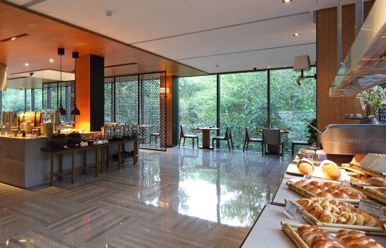 Ontbijtbuffet Narada Resort & Spa Qixian Mount
