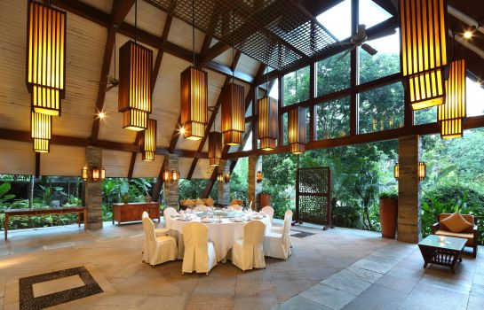 Restaurant Narada Resort & Spa Qixian Mount