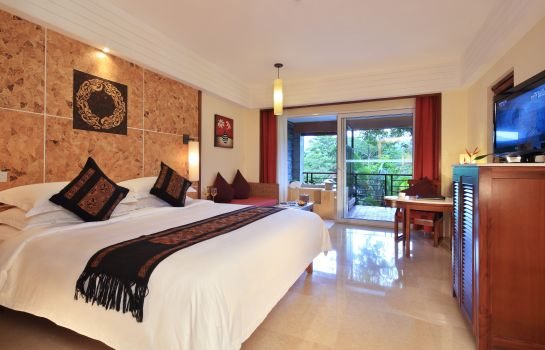 Tweepersoonskamer (comfort) Narada Resort & Spa Qixian Mount