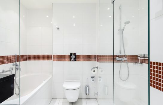 Bagno in camera Vienna House Easy Angelo Katowice