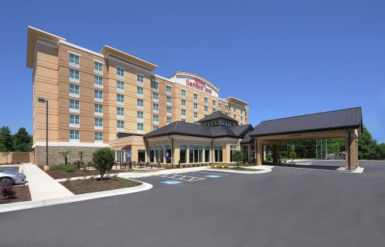 Exterior view Hilton Garden Inn Atlanta Airport North