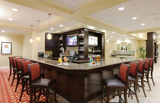 Hotel bar Hilton Garden Inn Atlanta Airport North
