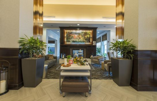 Lobby Hilton Garden Inn Atlanta Airport North