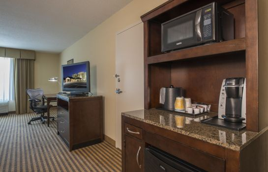 Zimmer Hilton Garden Inn Atlanta Airport North