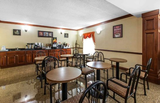 Restaurant Econo Lodge At Six Flags
