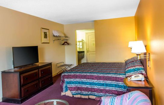 Chambre Econo Lodge At Six Flags