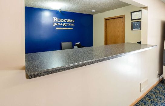 Hall RODEWAY INN AND SUITES AUSTIN