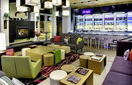 Hotel-Bar Aloft Austin at The Domain