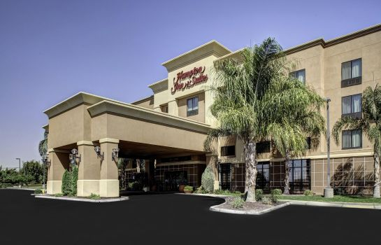 Außenansicht Hampton Inn and Suites-Bakersfield-Hwy 58 CA
