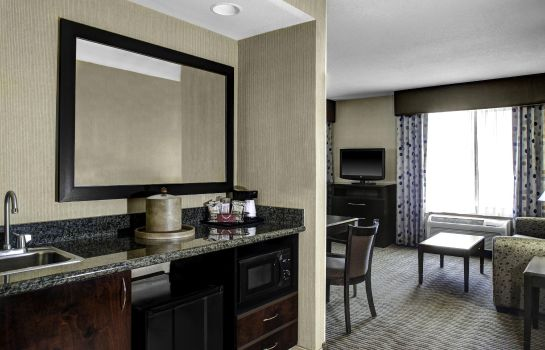 Hotel-Bar Hampton Inn and Suites-Bakersfield-Hwy 58 CA