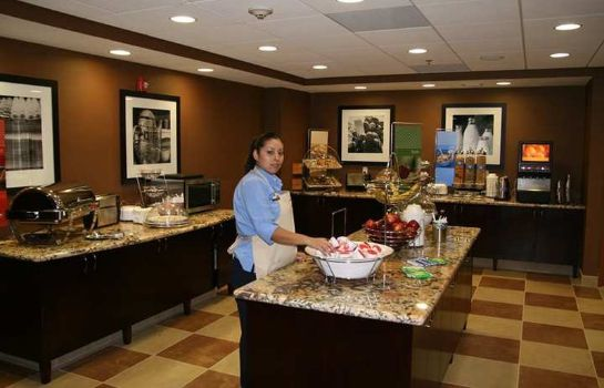 Restaurant Hampton Inn and Suites-Bakersfield-Hwy 58 CA