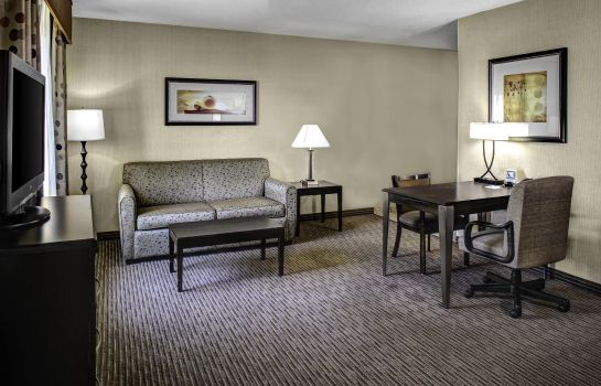 Suite Hampton Inn and Suites-Bakersfield-Hwy 58 CA