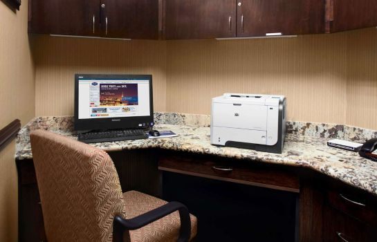 Info Hampton Inn and Suites-Bakersfield-Hwy 58 CA