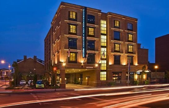 Exterior view Fairfield Inn & Suites Baltimore Downtown/Inner Harbor
