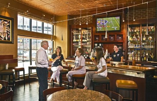 Hotel bar Fairfield Inn & Suites Baltimore Downtown/Inner Harbor