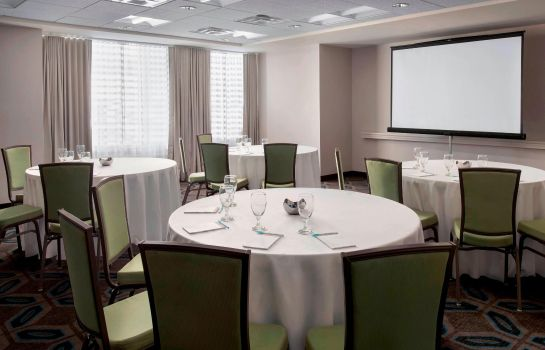 Conference room Fairfield Inn & Suites Baltimore Downtown/Inner Harbor