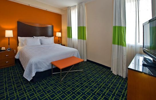 Room Fairfield Inn & Suites Baltimore Downtown/Inner Harbor
