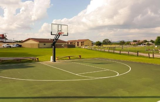 Instalaciones deportivas Flying L Ranch Resort